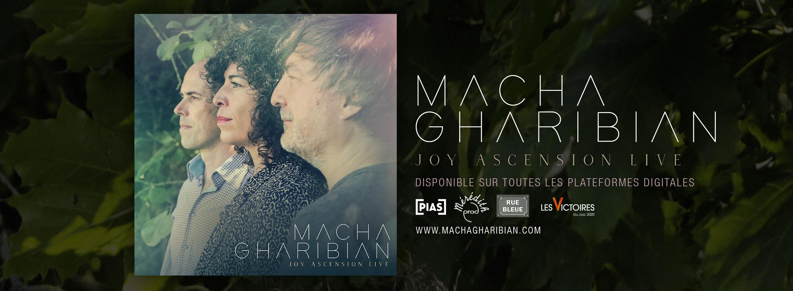 macha gharibian - Joy ascencion livze - bandeau site