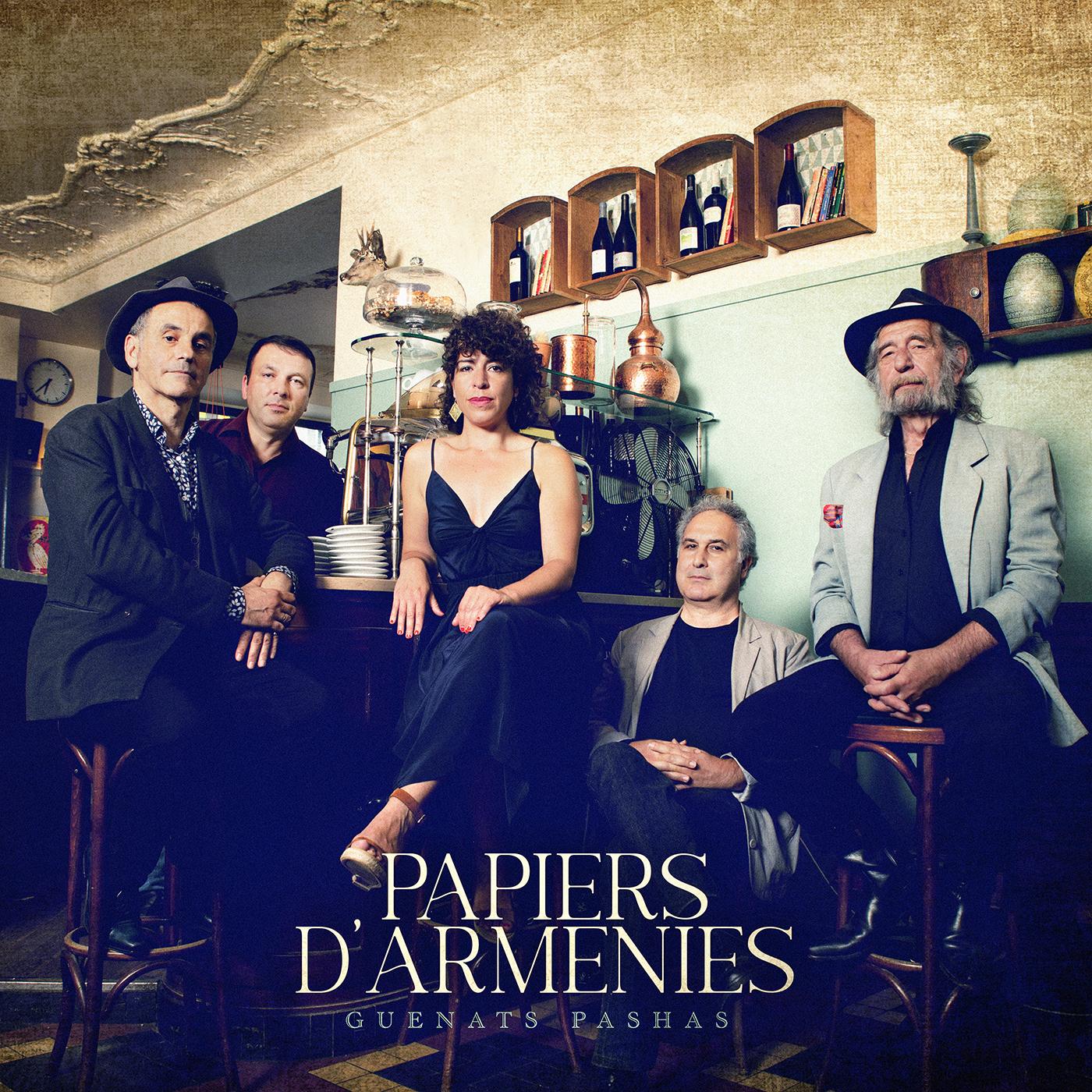 Papiers d'Arménie - cover 1400x1400